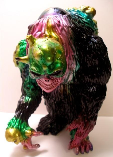Dororu aka Dorol aka fucking awesome skull beast.
