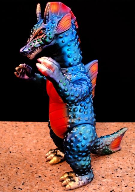 Titanosaurus Side View