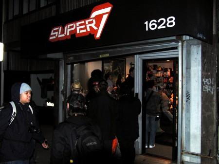 Super 7 ICFSB