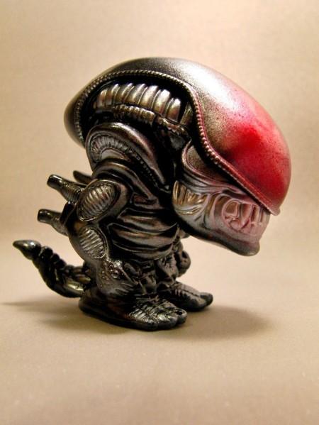 Bloodied Alien