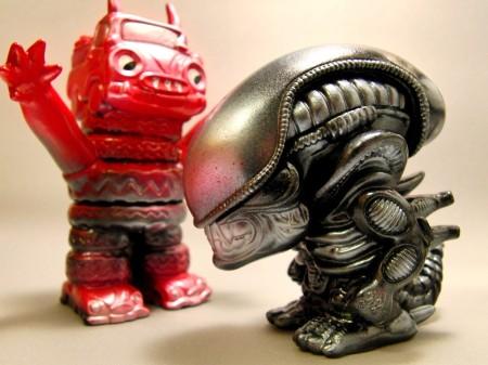 Alien vs Smogun 2