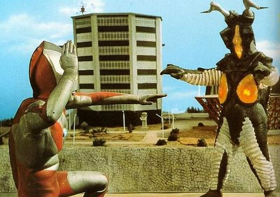 You're toast Ultraman!