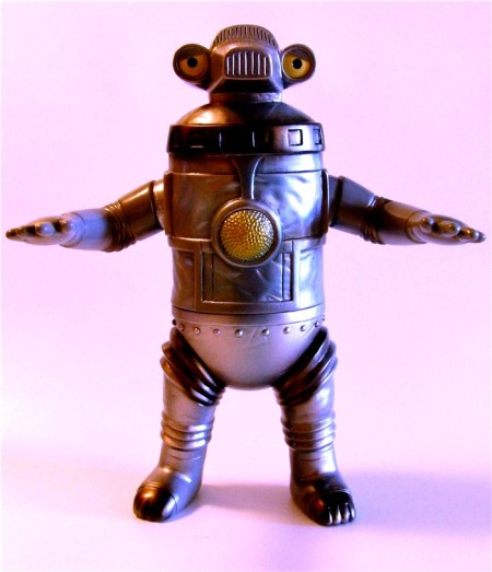 Capsule Robot Sevenger