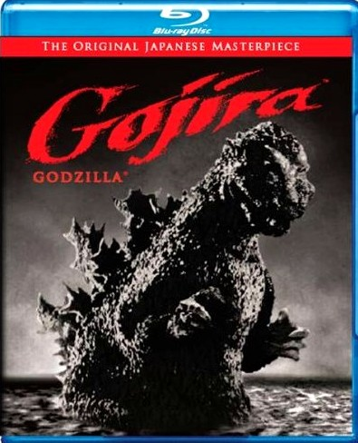 Gojira Blu Ray US Version