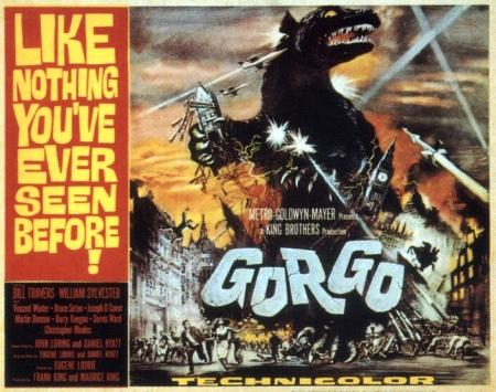 Gorgo Quad Poster