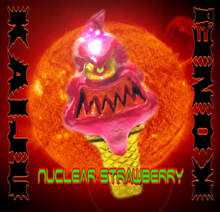 Kaiju Kone Nuclear Strawberry