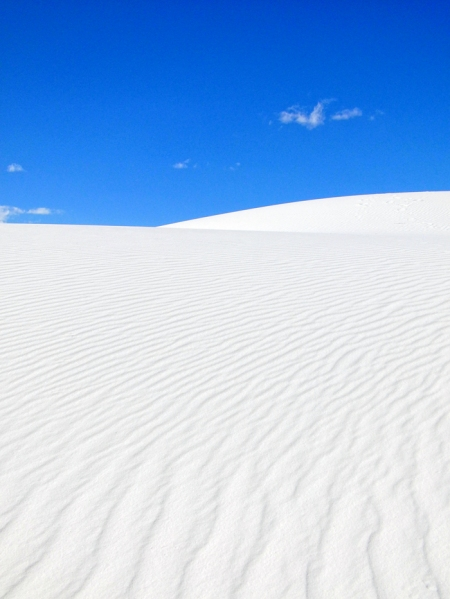 White Sands Monument New Mexico